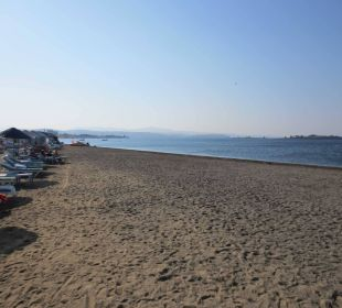 Strand ist in Ordnung