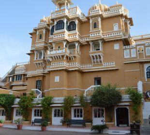 Hotel von außen