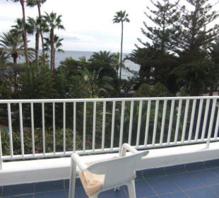 Blick vom Balkon VIK Hotel San Antonio
