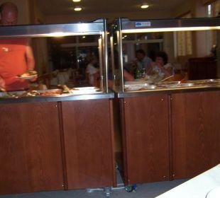 das ganze Buffet Hotel Princess Flora