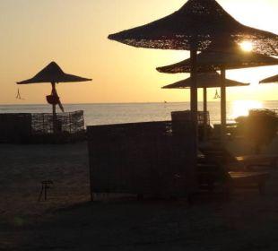 Unser Strandplatz