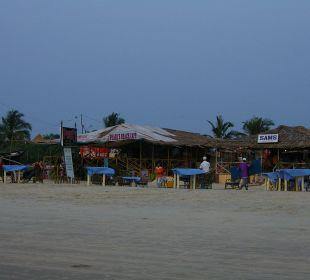Beach Shack Pearl`s Hotel Holiday Inn Resort Goa