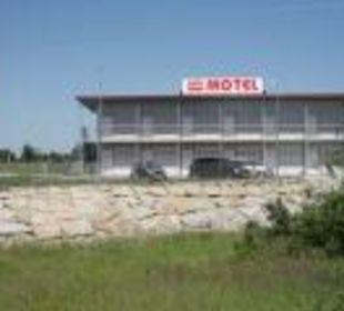 Motel Aussenansicht vorne FairSleep Avia Motel Gmünd Mitte