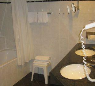 Badezimmer Europa Hotel Kühlungsborn