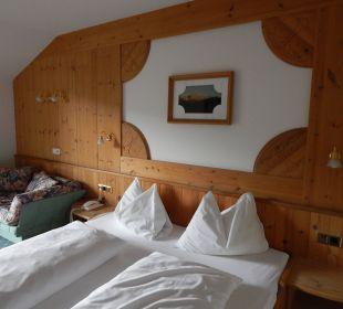 Schlafzimmer Hotel Steineggerhof