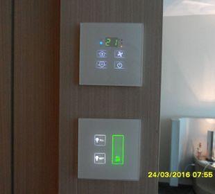 Lichtschalter Hotel The Ritz-Carlton Wolfsburg