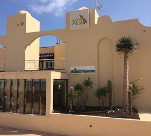 Lobby Hotel XQ El Palacete