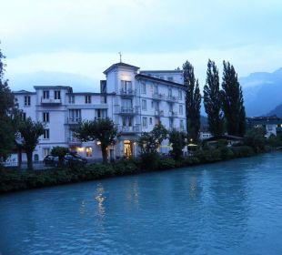 Bellevue am Abend Hotel Bellevue
