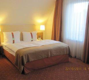 Schönes King Bett Hotel Holiday Inn Nürnberg City Centre