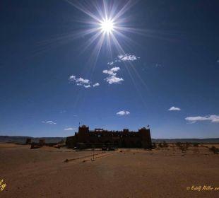 Hotel im Gegenlicht Stargazing Hotel SaharaSky