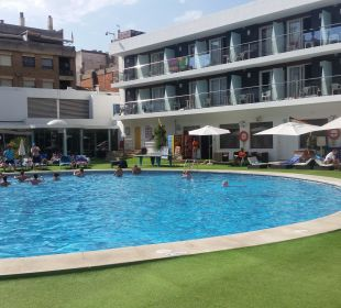 Pool Hotel Anabel