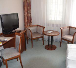 Sitzecke  Comfort Hotel Weißensee