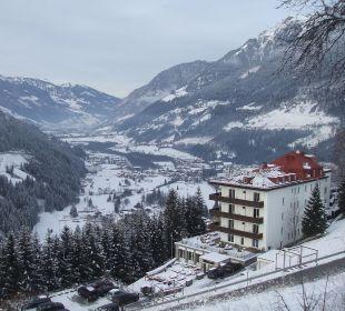 Außenansicht vom Hotel Miramonte, Bad Gastein Hotel Miramonte