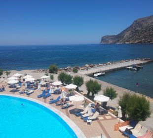 Ausblick Fodele Beach & Water Park Holiday Resort
