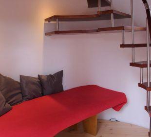 Hoteltower untere Etage Qbe Hotel Heizhaus Berlin