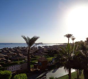 Ausblick vom Zimmer TUI SENSIMAR Makadi Hotel