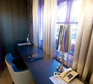 Schreibtisch Hotel Winzer Wellness & Kuscheln