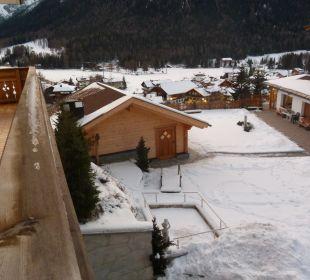 Neues Saunahaus Biovita Hotel Alpi