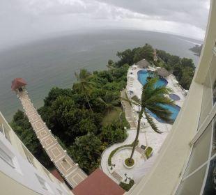 Pool und Fahrstuhl Grand Bahia Principe Cayacoa