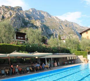Der zweite Pool Hotel Caravel