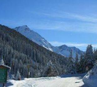 Umgebung Praxmar Alpengasthof Pension Praxmar
