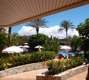 Hotelinnenhof Hotel Barceló Corralejo Bay