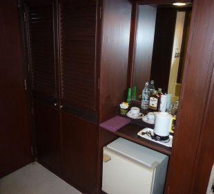 Kühlschrank Hotel Wiang Inn