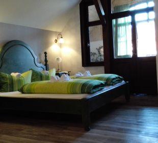 Zimmer Hotel Villa Alice
