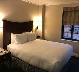 Zimmer Hotel Westin New York Grand Central