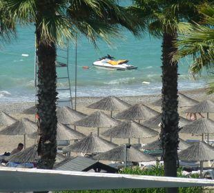 Blick vom Rutschenturm Siam Elegance Hotels & Spa