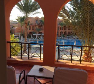 Balkon TUI SENSIMAR Makadi Hotel