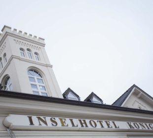 """Unsere """"Türmchen"""" Inselhotel König"""