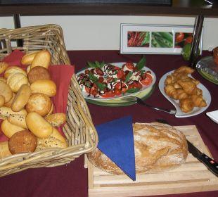 Reichhaltiges Frühstücksbuffet Agroturismo S'Hort de Son Caulelles
