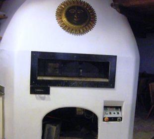Pizza Ofen  Hotel Sonne