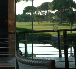 Golf Clubhaus - herrlicher Platz, innen wie außen Gloria Verde Resort