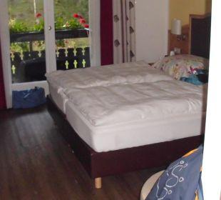 Das Komfortzimmer Nr. 202 Hotel Trattlerhof