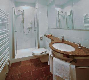 Badezimmer Hotel An der Eiche