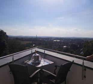 Suite 140 über den Dächern von Groß-Umstadt...Trau Hotel Jakob