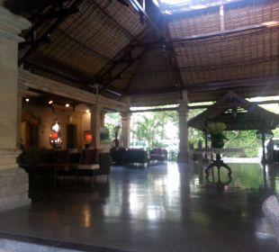 Lobby Hotel Bali Agung Village