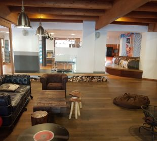Lobby Gut Wenghof - Family Resort Werfenweng