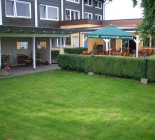 Garten Hotel Traube