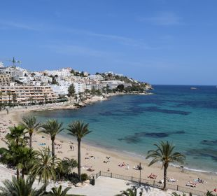 Ausblick Hotel Ibiza Playa