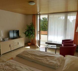 Grosses, helles Zimmer Hotel Panorama Valbella (geschlossen)