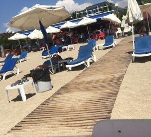 Strand Hotel Grand Zaman Beach