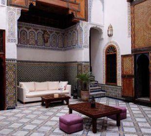 Lobby/Eingang Boutique Hotel Dar Attajalli