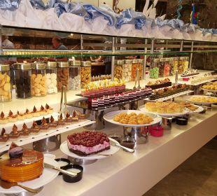 Nachspeisenbuffet Sensimar Side Resort & Spa