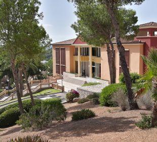 Gartenanlage Hotel Don Antonio