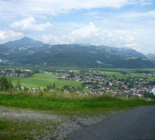Blick auf Oberaudorf Ferienwohnanlage Oberaudorf