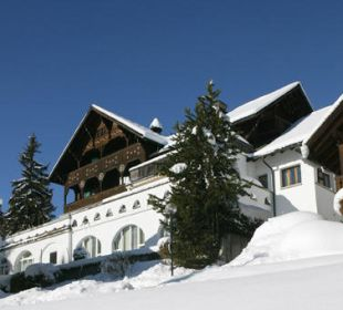 Winter Hotel Fidazerhof