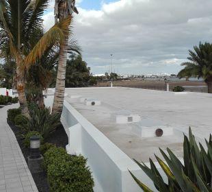 Ausblick  vom Zimmer  Hotel Las Costas